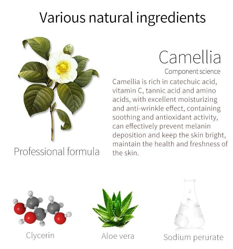 Camellia Facial Essence Mask-3