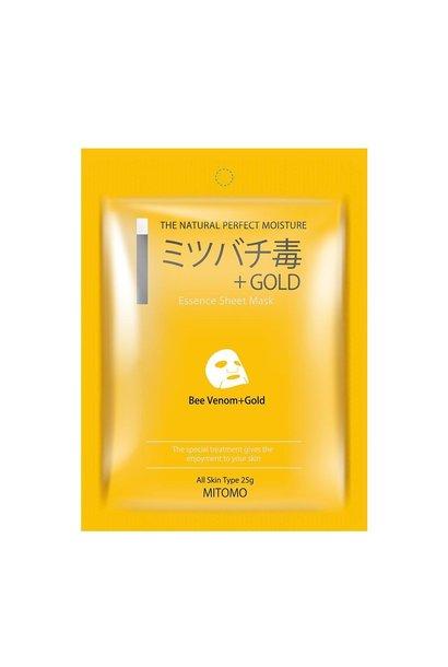 Bee Venom + Gold  Sensitive Skin Essence Mask