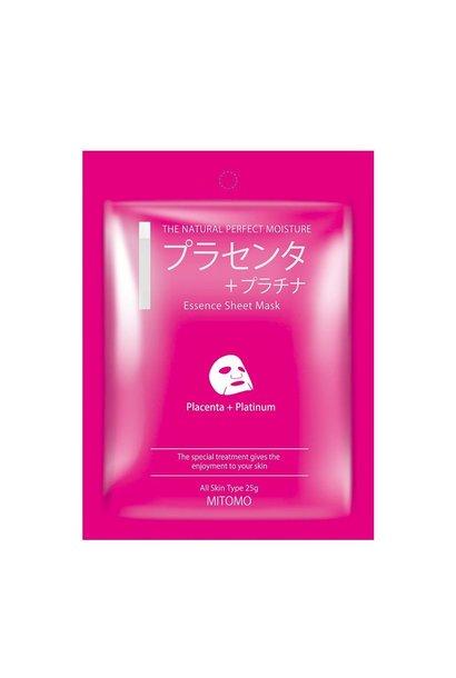 Placenta + Platinum Soothing Essence Mask