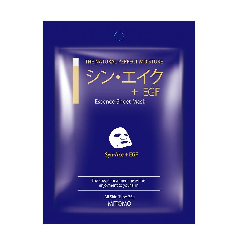 Syn-Ake + EGF Snowing Essence Mask-1