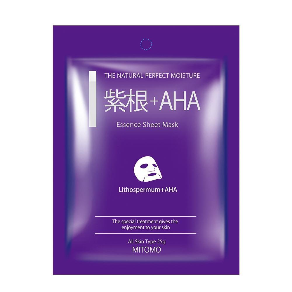 Lithospermum + AHA Pore Control Essence Mask-1