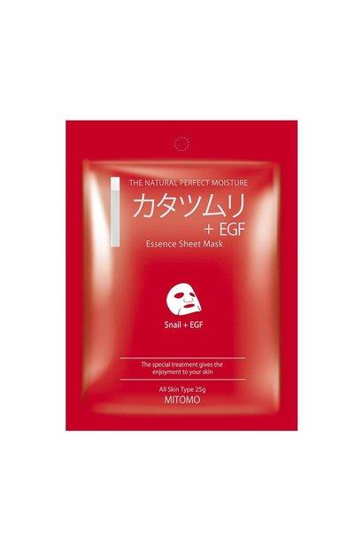 Snail + EGF Regeneration Essence Mask