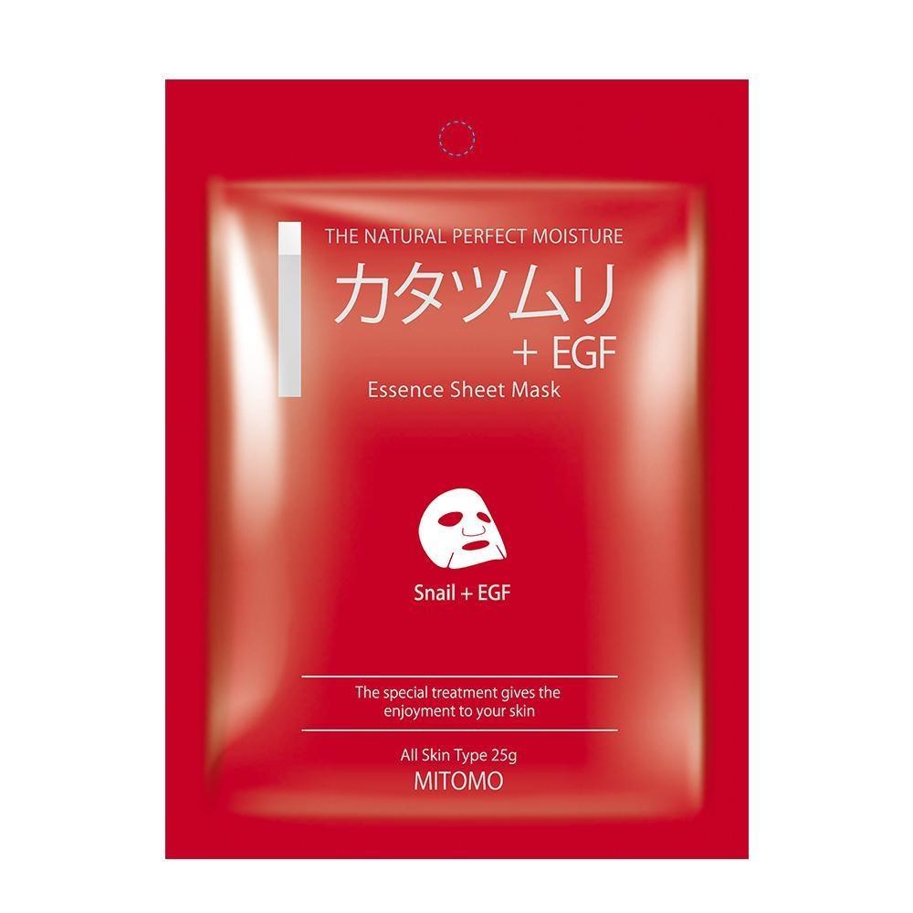 Snail + EGF Regeneration Essence Mask-1