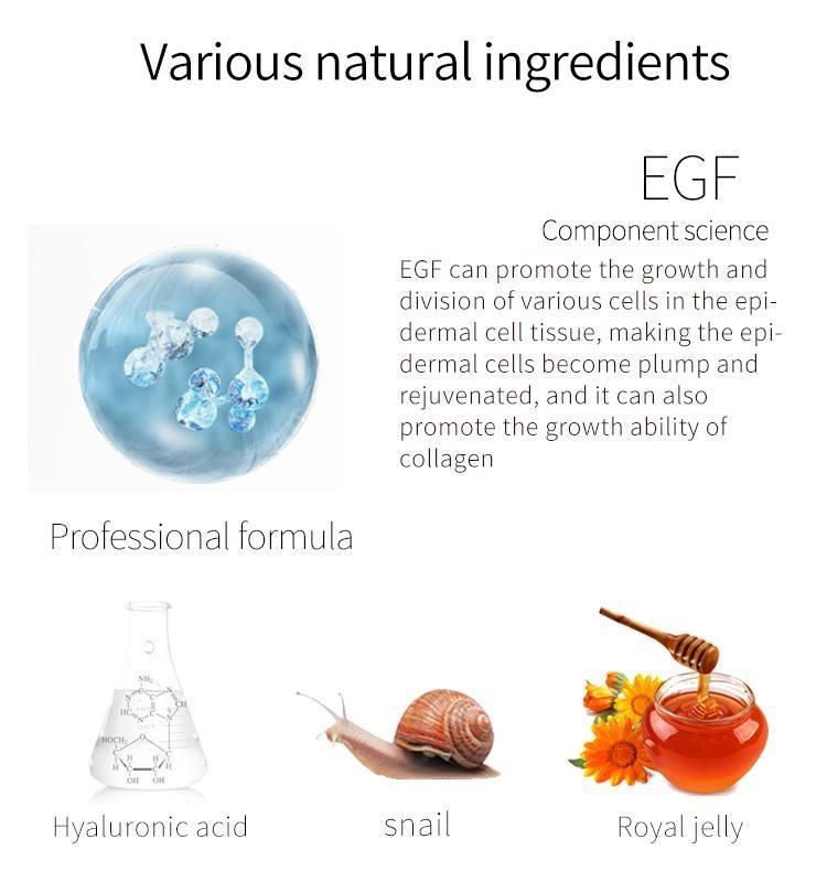 Snail + EGF Regeneration Essence Mask-3