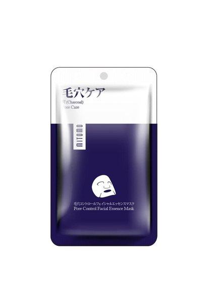 Charcoal Pore Care Essence Mask