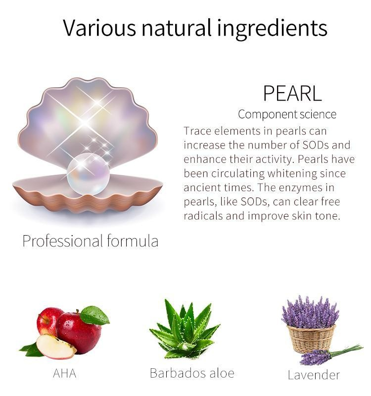 Pearl Brightening Care Essence Mask-3
