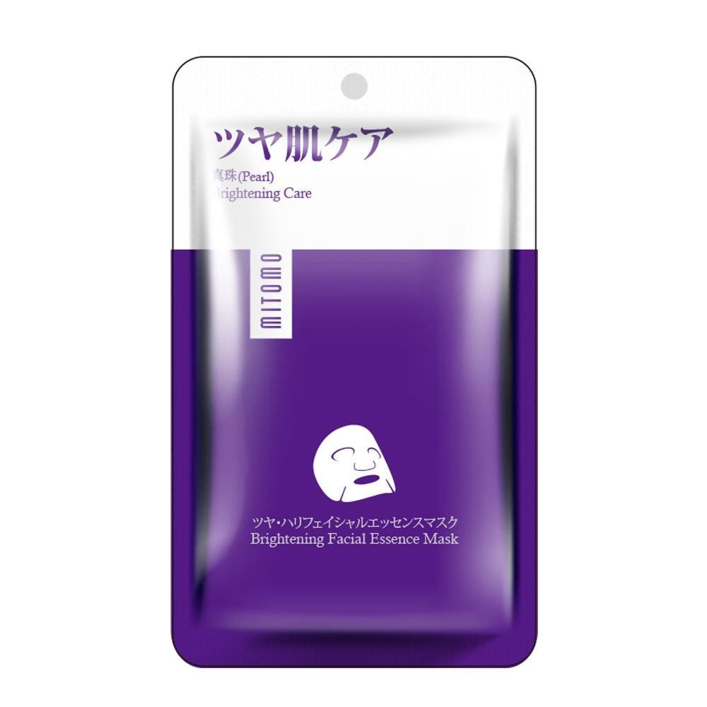 Pearl Brightening Care Essence Mask-1