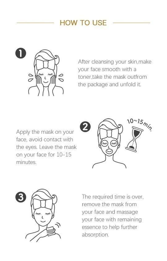 EGF Elasticity Face Mask-4