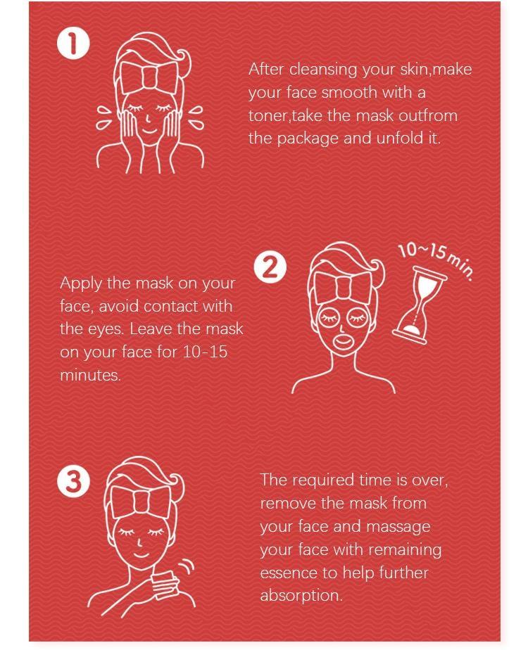 Brightening Galactomyces Firming Mask-7
