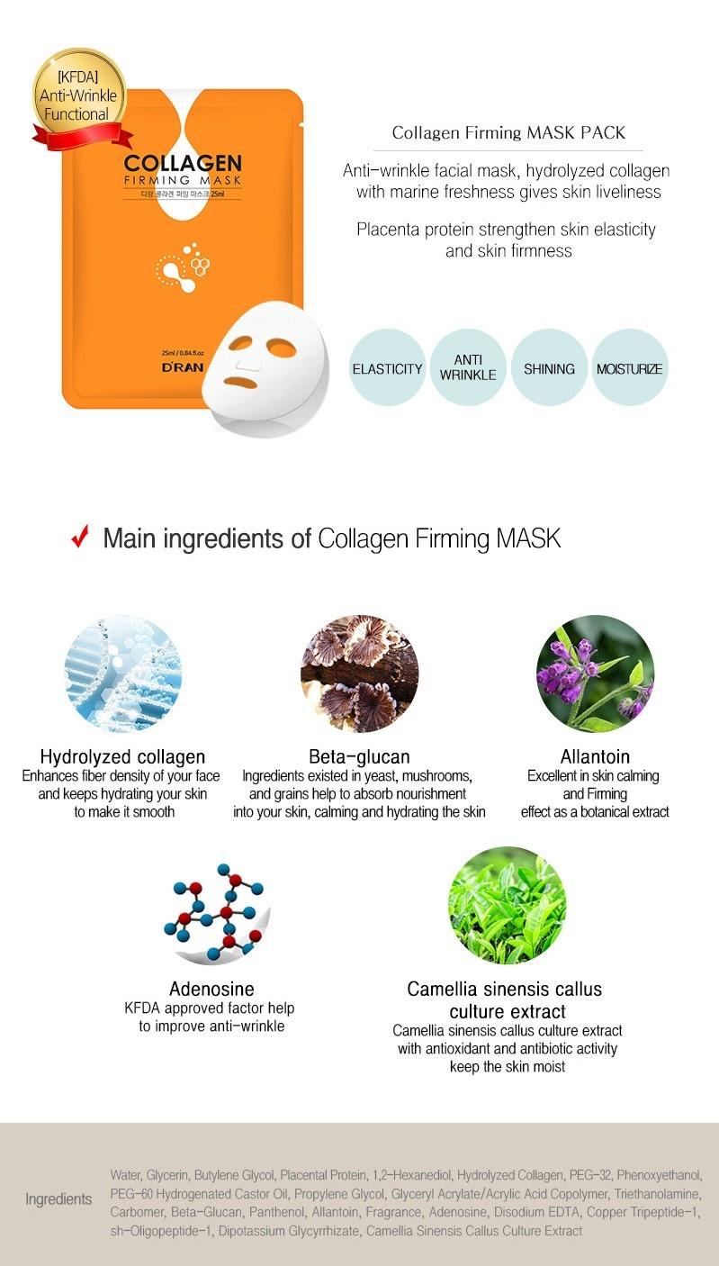 Collagen Firming Mask-3