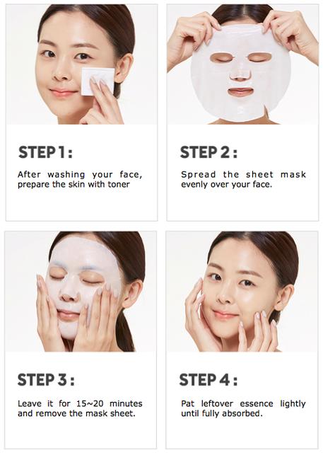 Mascure Sheet Mask Ceramide-4
