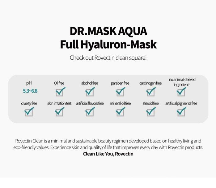 Dr. Mask Aqua-2