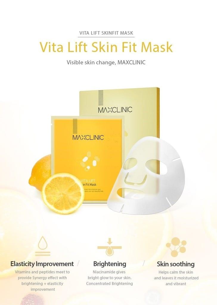 Vita Lift Skin Fit Mask-2