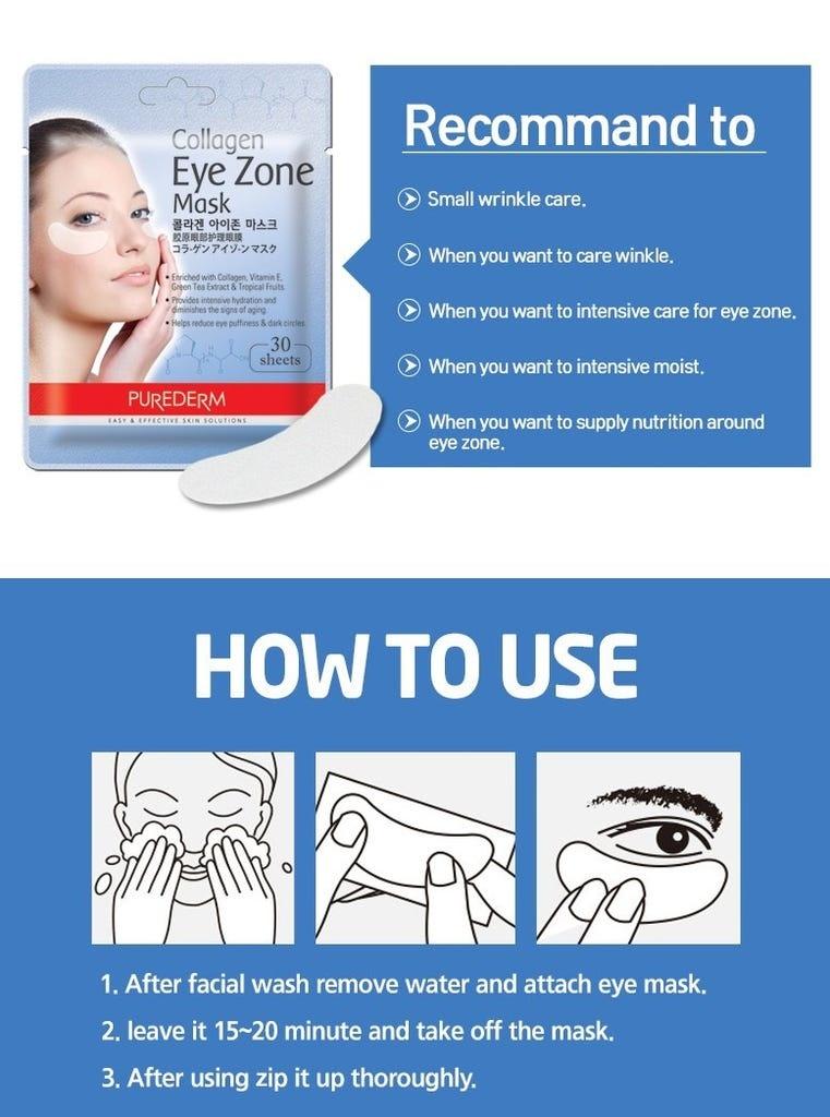 Collagen Eye Zone Mask-4