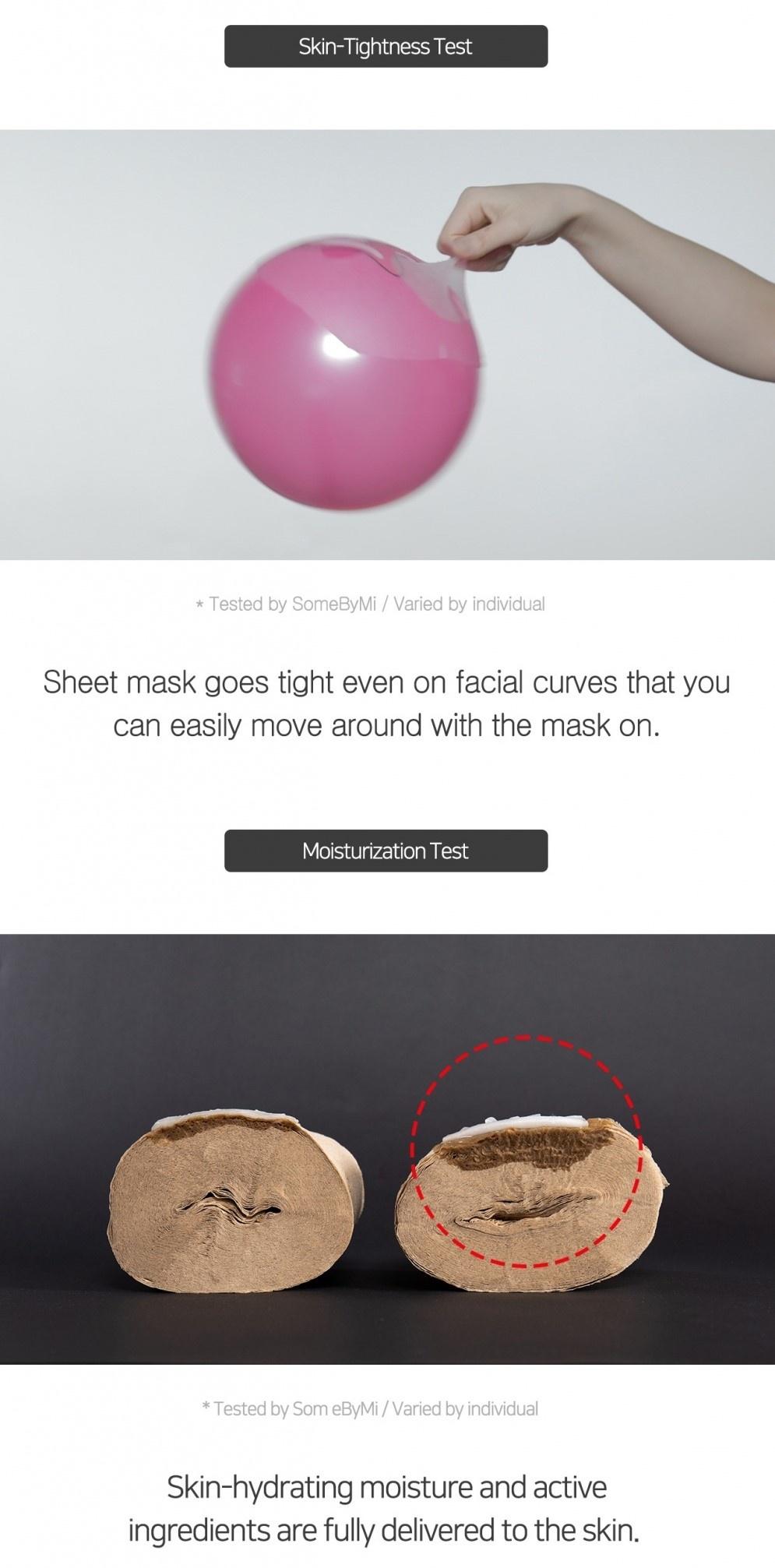 Tea Tree Calming Glow Luminous Ampoule Mask-6