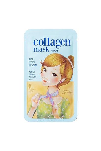 Collagen Mask [Scarf Tina]