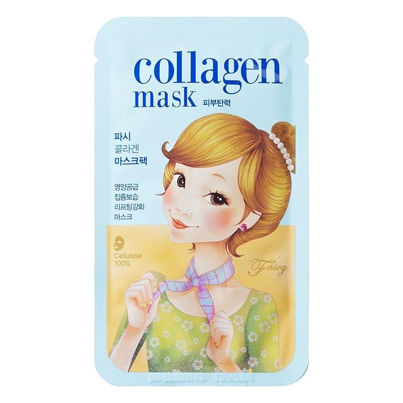 Collagen Mask [Scarf Tina]-1