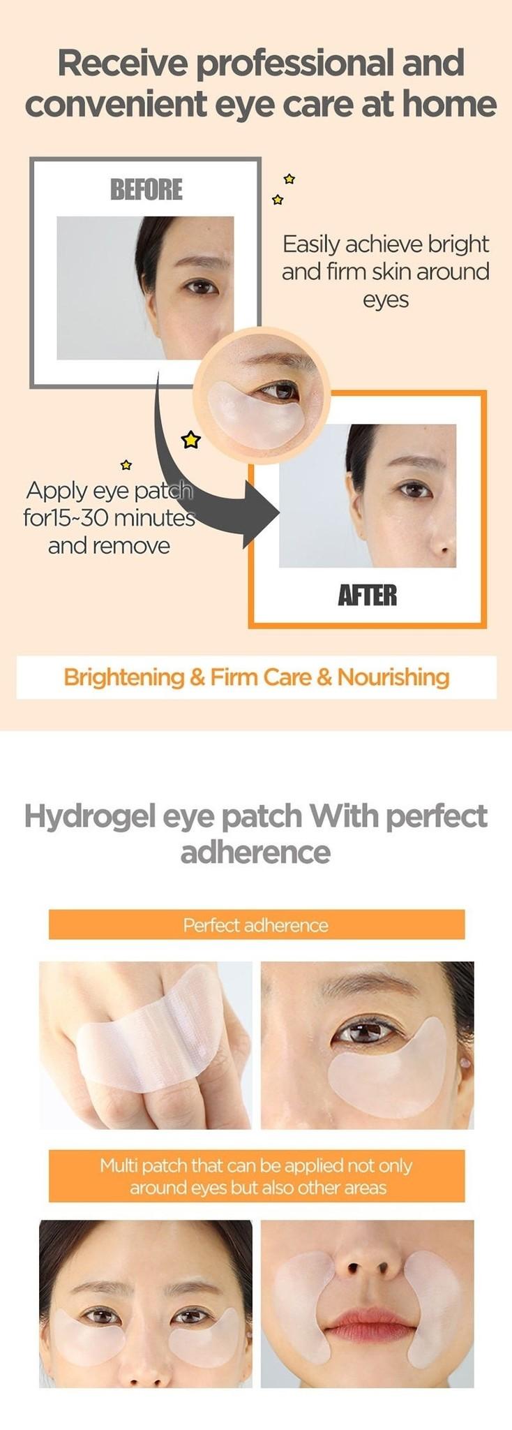 Self Aesthetic Collagen Hydrogel Eye Patch-5