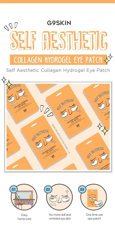 Self Aesthetic Collagen Hydrogel Eye Patch-2