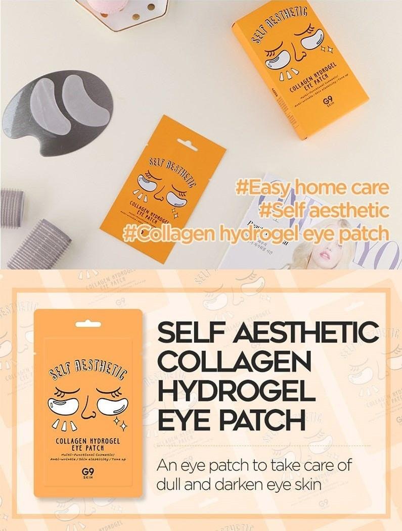 Self Aesthetic Collagen Hydrogel Eye Patch-3