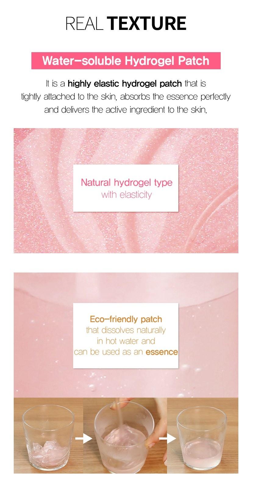 Bulgarian Rose Water Hydrogel Eye Patch-4