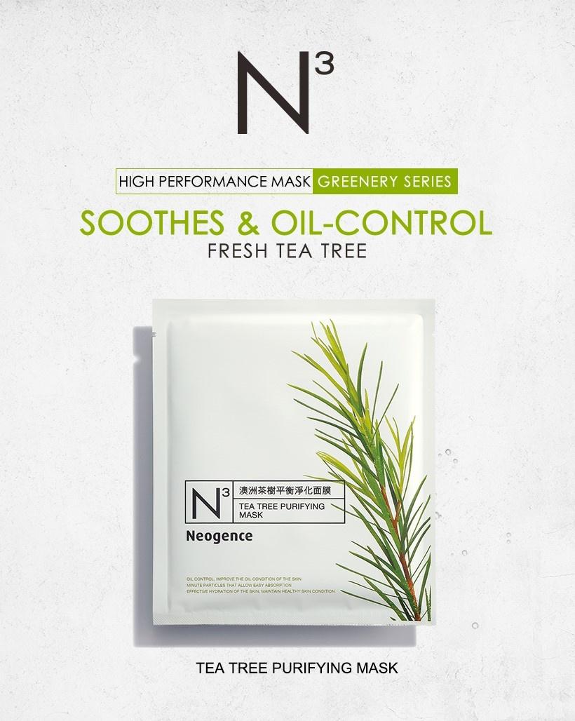 N3 Tea Tree Purifying Mask-2