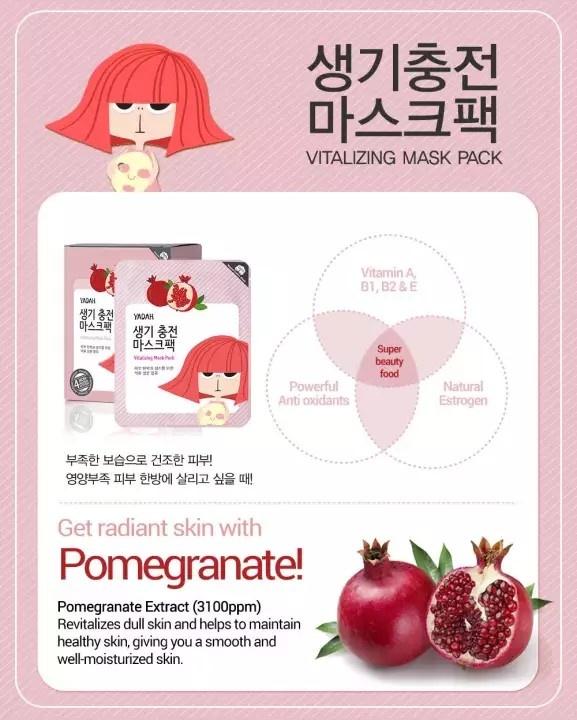 Vitalizing Mask Pack-3