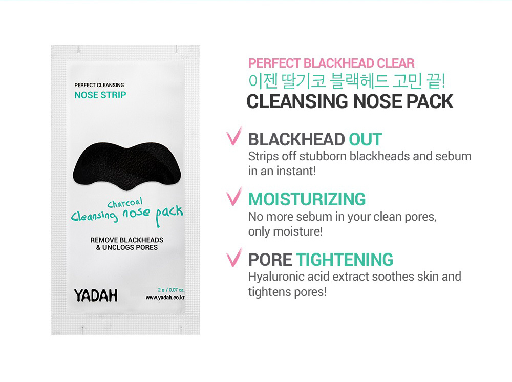 Charcoal Cleansing Nose Strip-4