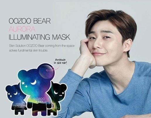 Oozoo Bear Mask (Illuminating)-2