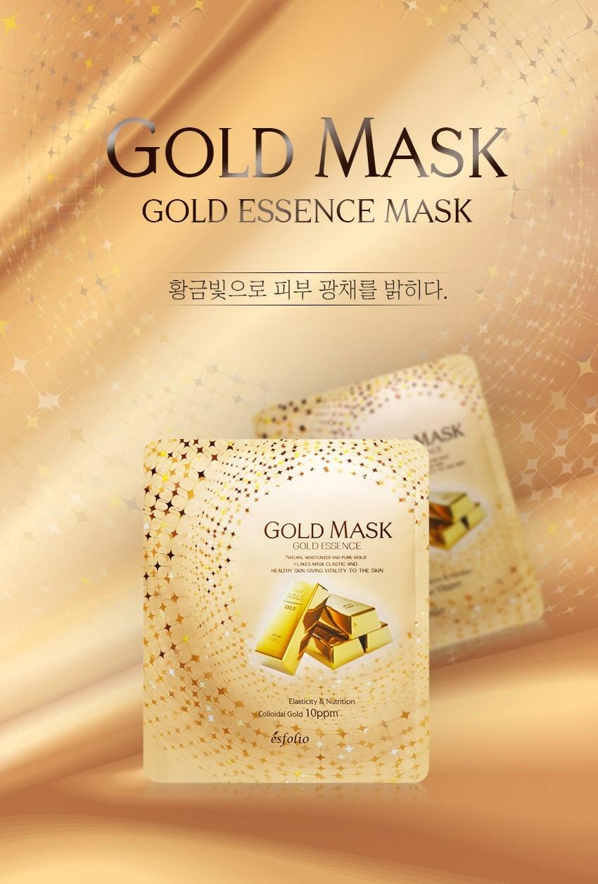 Gold Essence Mask-2