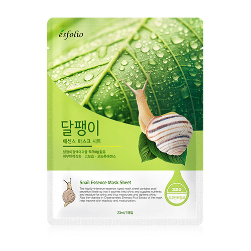 Snail Essence Mask Sheet-1