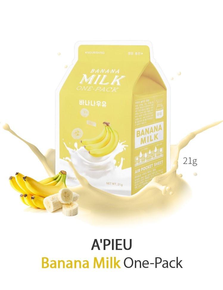 Milk One Pack #Banana Milk-3