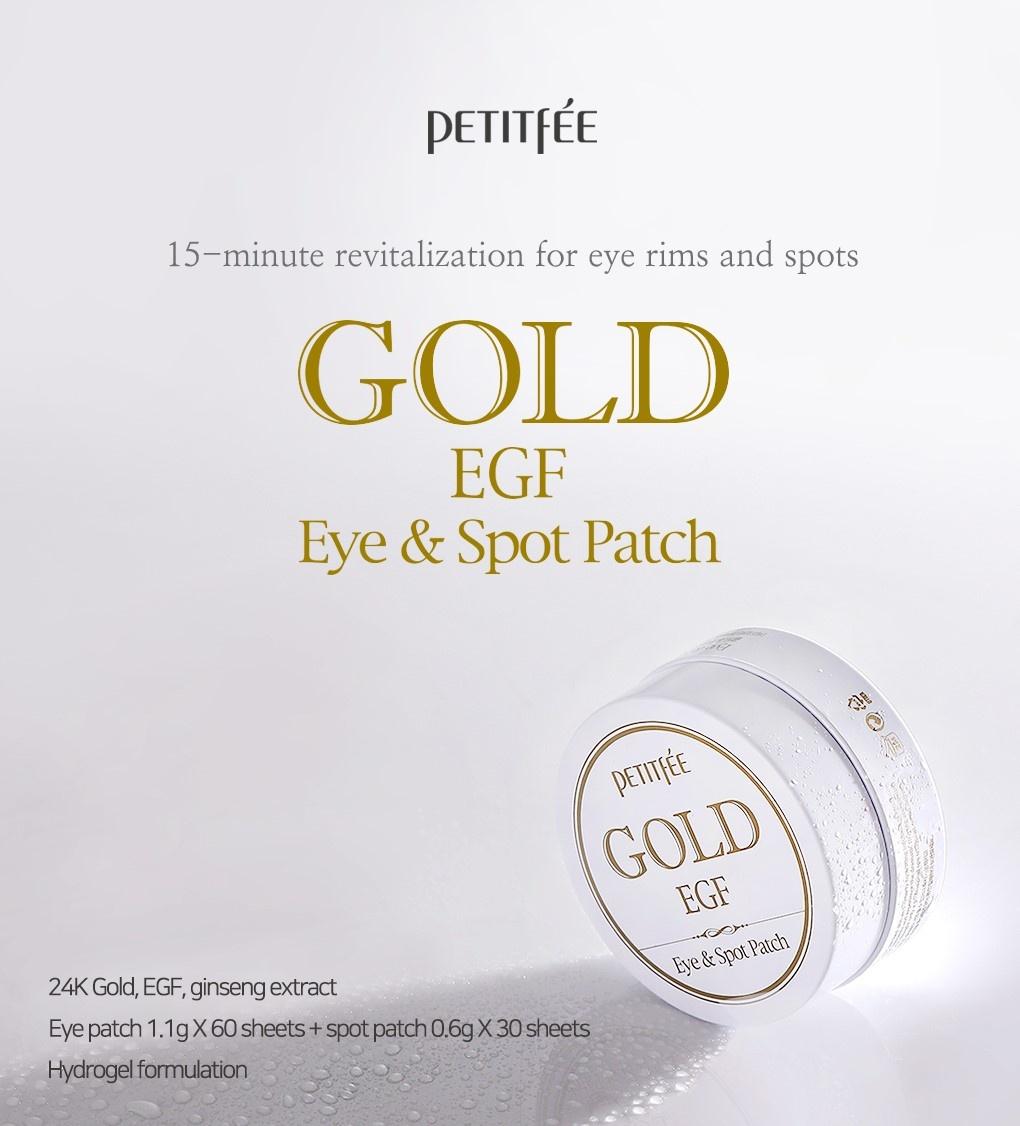 Gold & EGF Eye & Spot Patch-2
