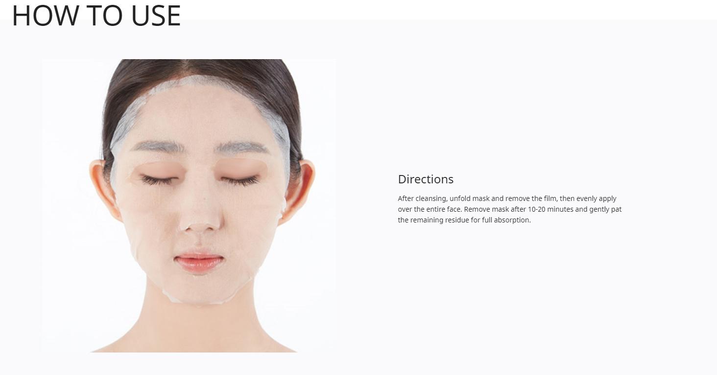 Skin Clinic Mask Ceramide (Moisturizing)-3