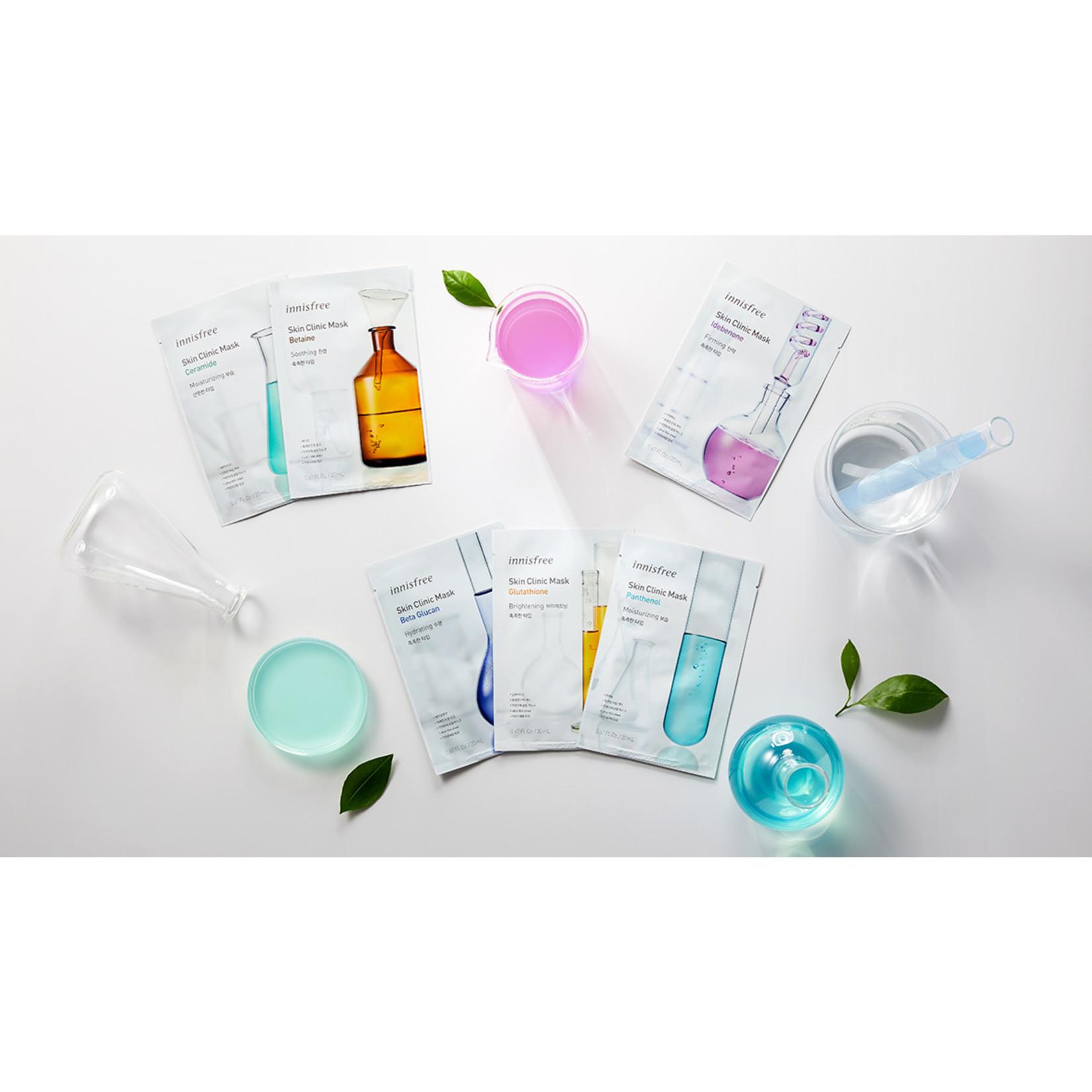 innisfree Skin Clinic Mask Idebenone (Firming)