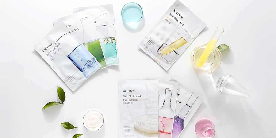 Skin Clinic Mask Collagen (Firming)-2