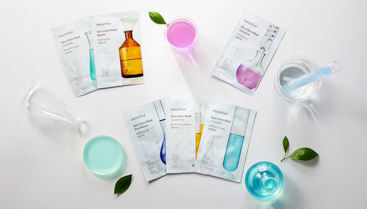 Skin Clinic Mask Ceramide (Moisturizing)-2