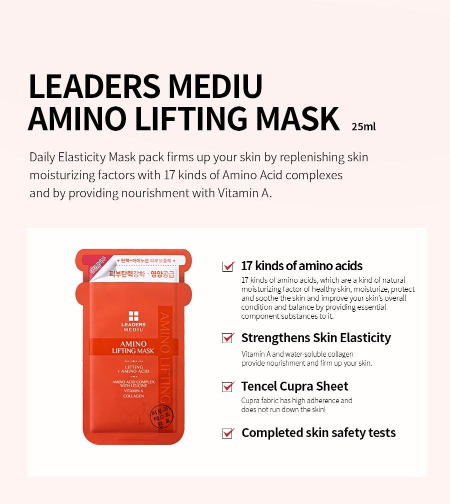 Mediu Amino Lifting Mask-3
