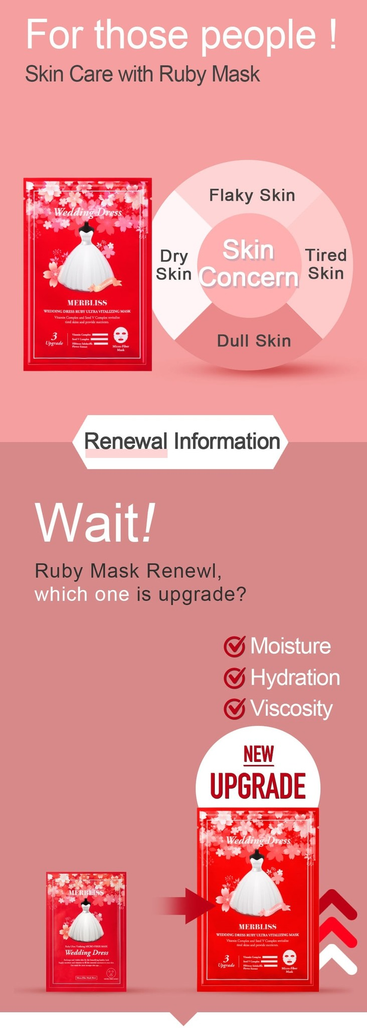Wedding Dress Ruby Ultra Vitalizing Micro-Fiber Mask-9