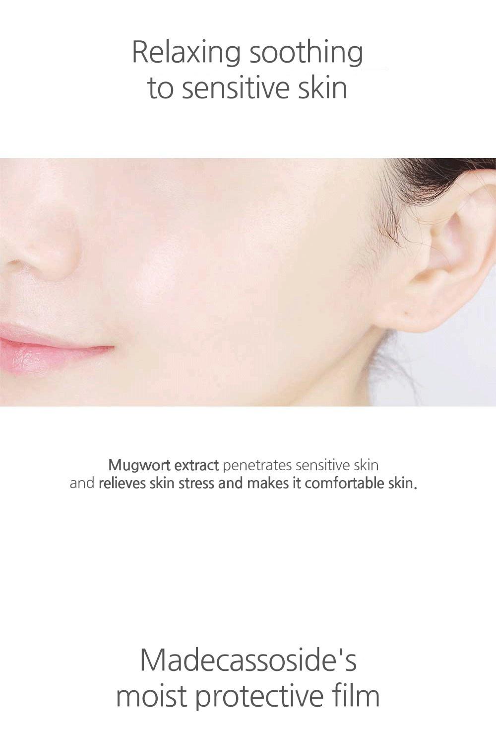 Mugwort Calming Mask-3