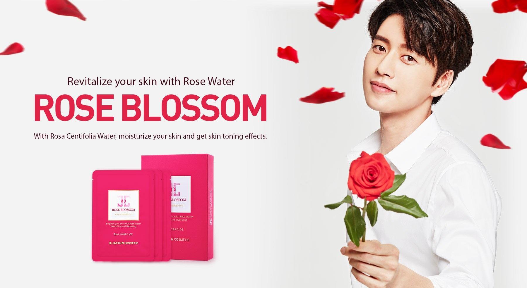 Rose Blossom Mask-5