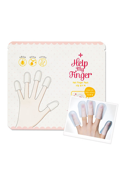 Help My Finger Nail Pack