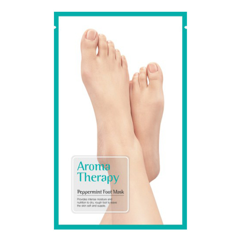 Aromatherapy Peppermint Foot Mask-1
