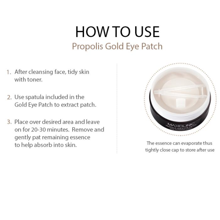 Propolis Gold Eye Patch-8