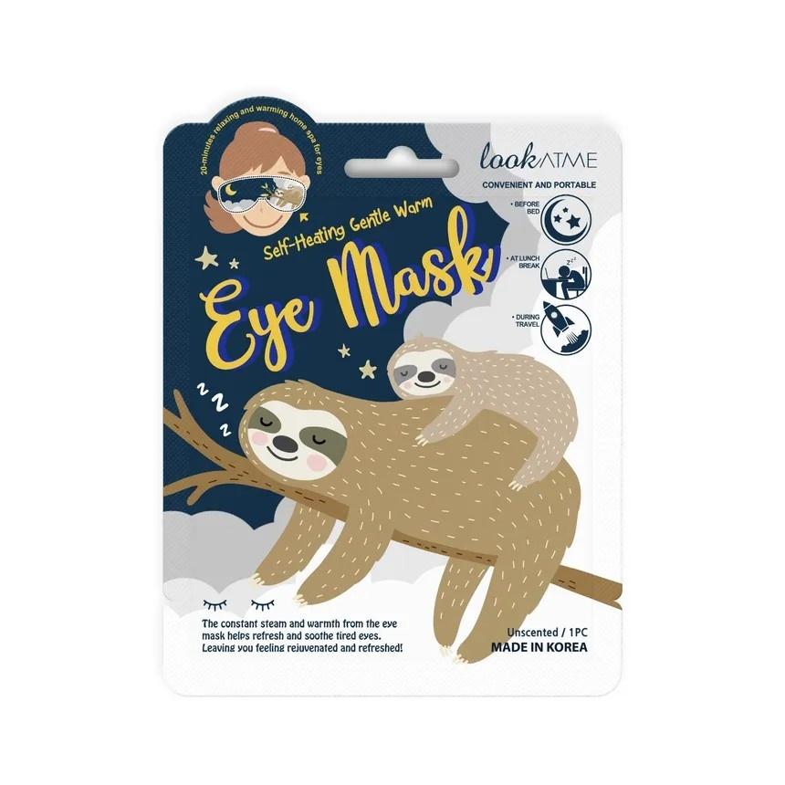 Self-Heating Gentle Warm Eye Mask-1