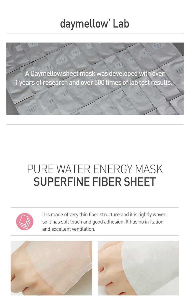 Pure Water Energy Mask (Sea Salt)-3