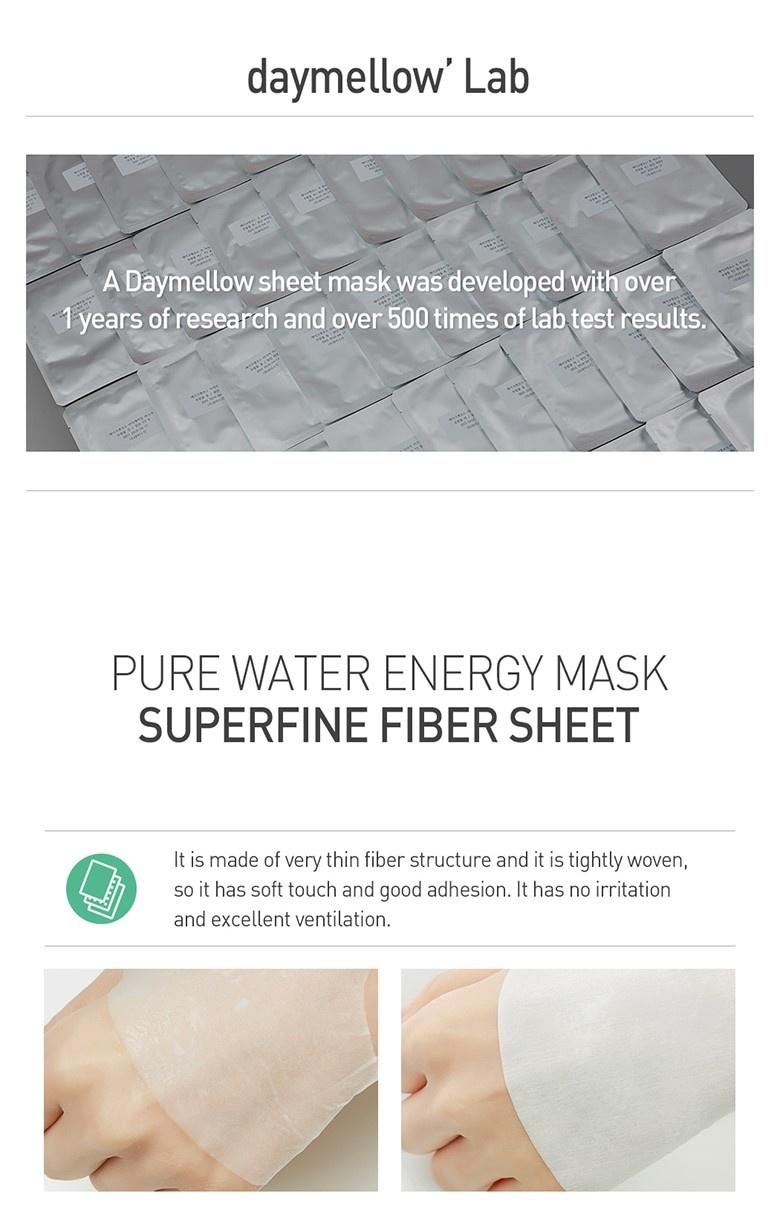 Pure Water Energy Mask (Seaweed)-3