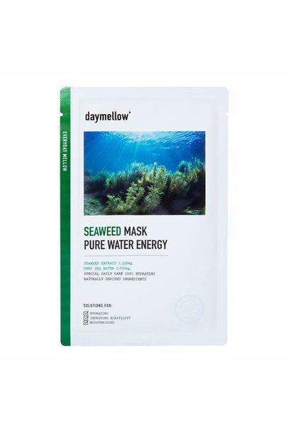 Pure Water Energy Mask (Seaweed)