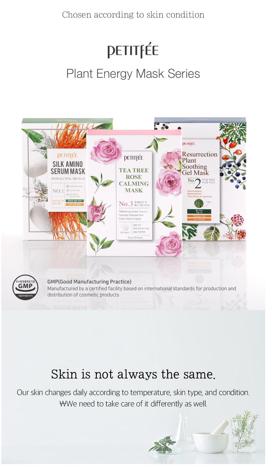 Tee Tree Rose Calming Mask-2
