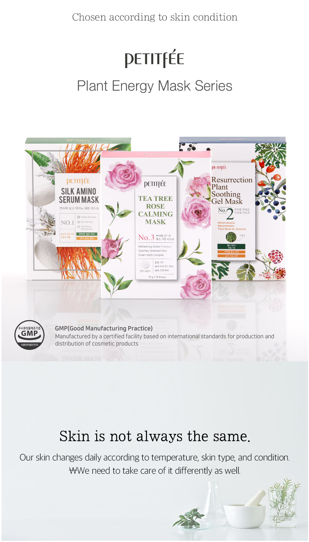 Plant Energy Mask Series Trial Mix (3 pcs)-2